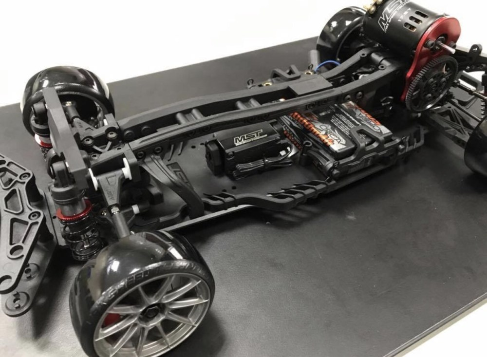 medium resolution of mst rmx s 2 0 rwd 2wd chassis kit rc drift car 532161