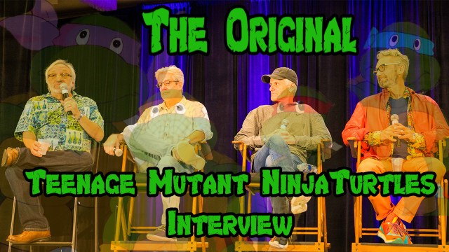 tmnt voice actor interview 2019