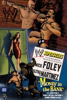 WWE Superstars #1: Money in the Bank