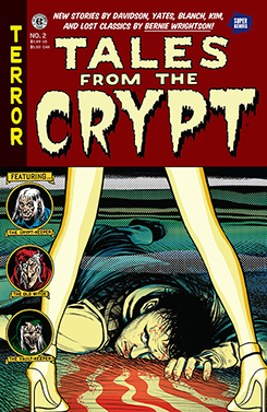 Tales From the Crypt 02 Cover