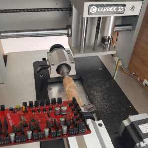 'Maker' Super Gerbil 4 Axis CNC controller