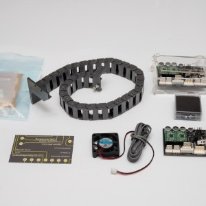 Laser cutter controllers and accessories