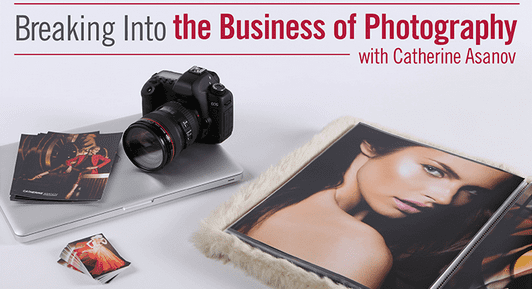 Learn How to Start a Photography Business in this Online Course