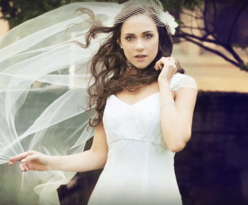 Vintage Inspired Veils for the Modern Bride