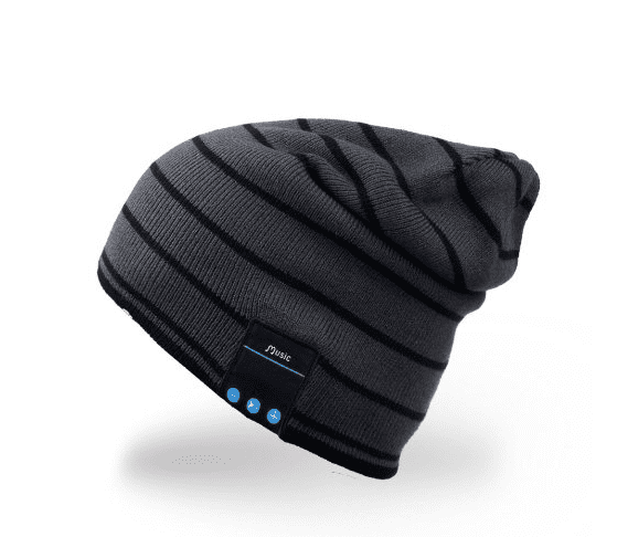 Mydeal Bluetooth Hat with Wireless Headphones