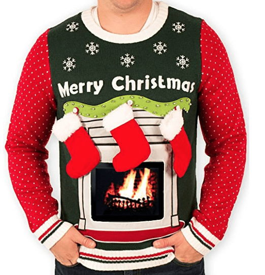 Why I Love Ugly Christmas Sweaters