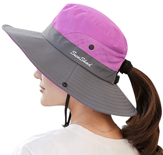 Sun Hat With UV Protection