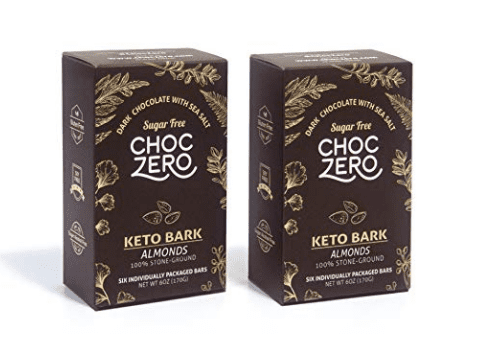 ChocZero Keto Bark For Low Carb Gift