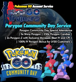 porygon-community-day-pokemon-go-service