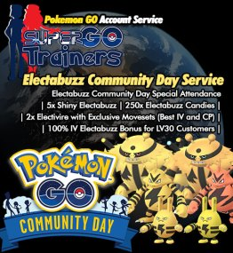 electabuzz-community-day-pokemon-go-service