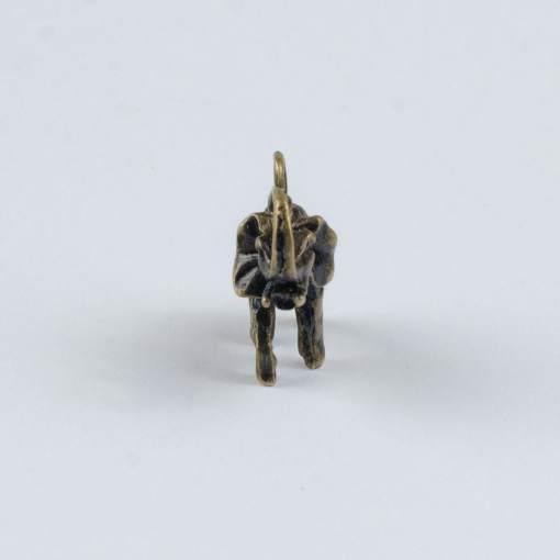 Słoń breloczek na szczęście