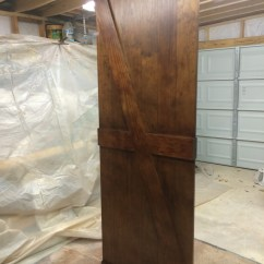 Kitchen Nook Table Remodeling Orange County The Decorative Barn Door - By Superhandyman!