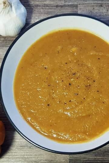 pumpkin squash soup