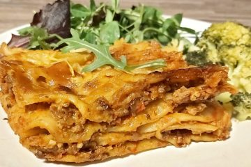 Vegan Lasagne Recipe