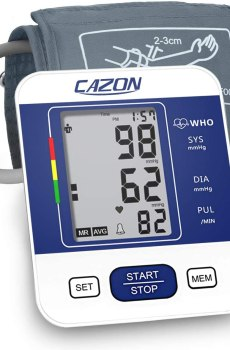 Cazon Blood Pressure Monitor