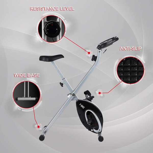 Ultrasport F-Bike Trainer for Home