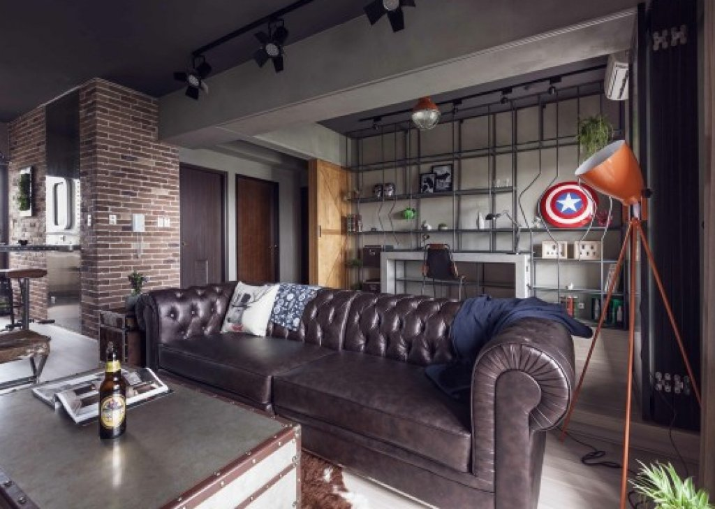 Steve Rogers Apartment On A Rainy Afternoon Audio Atmosphere