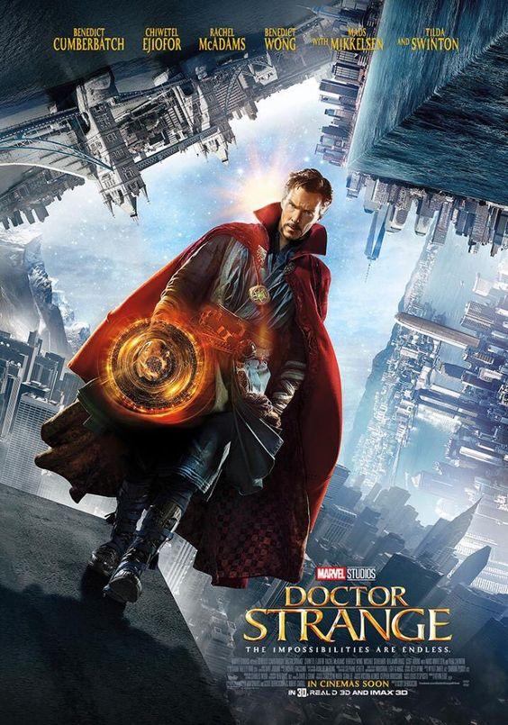 超級英雄圖譜 — Doctor Strange 奇異博士 – 超級英熊