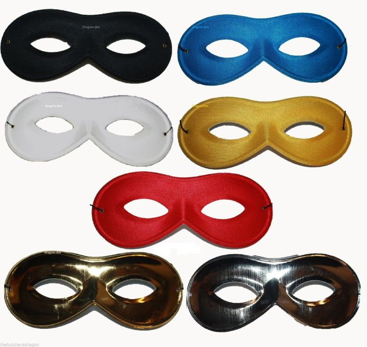 Childs-Childrens-Eye-Mask-Super-Hero-Fancy-Dress-Masked-Superhero