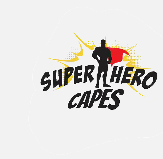 superhero capes logo