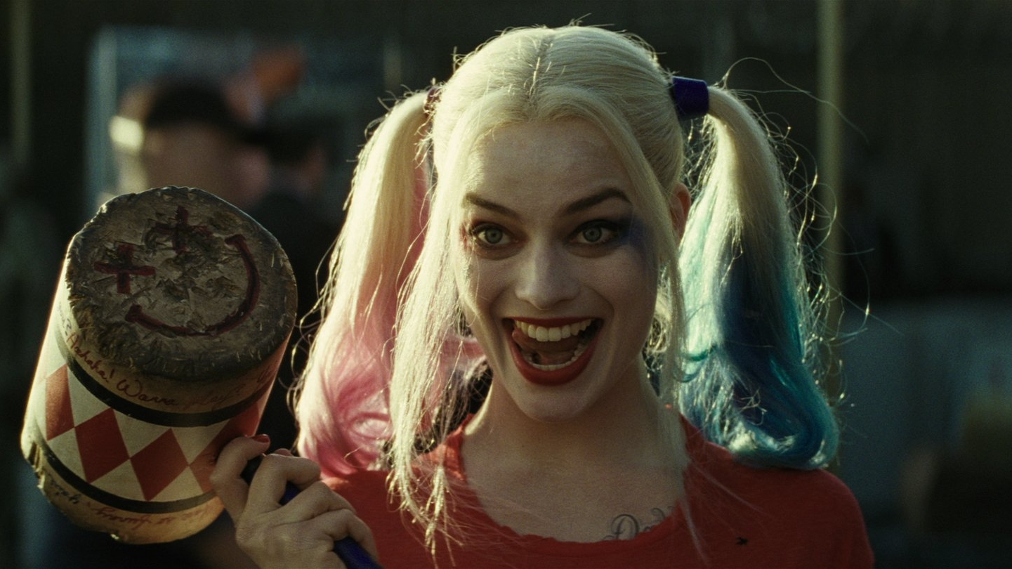 Margot Robbie Harley Quinn Mallet
