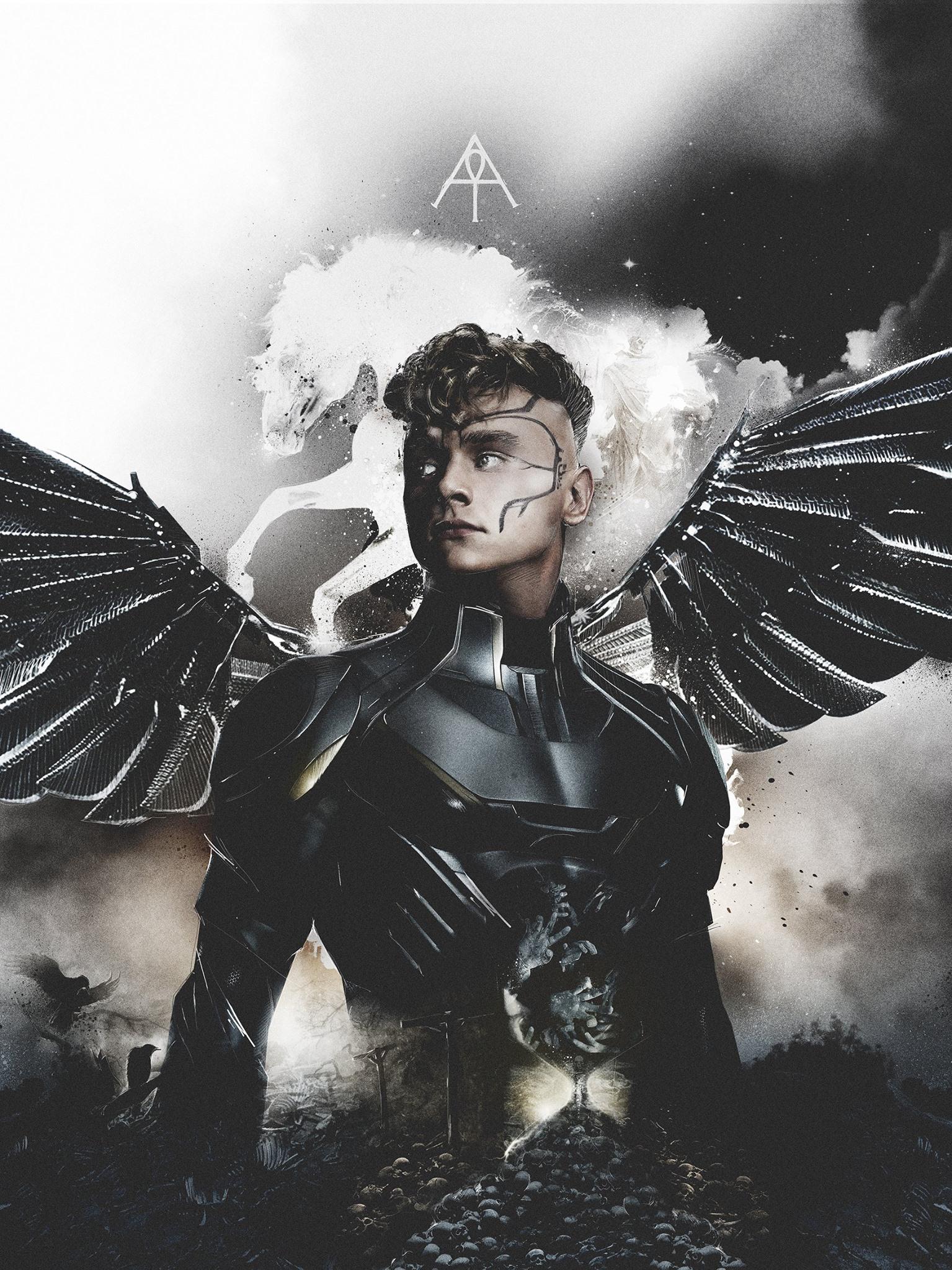 New 'X-Men: Apocalypse' feature The Four Horsemen - Superhero News