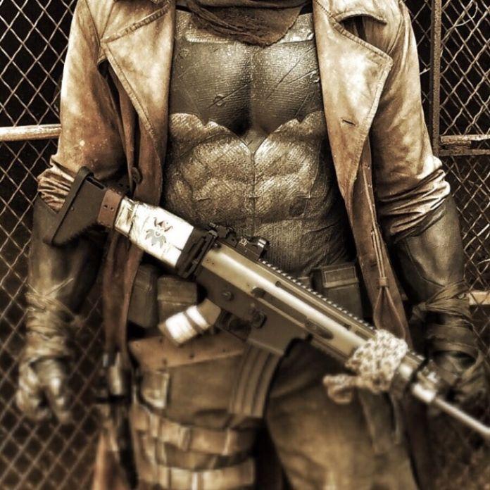 Zack Snyder shares new image of \