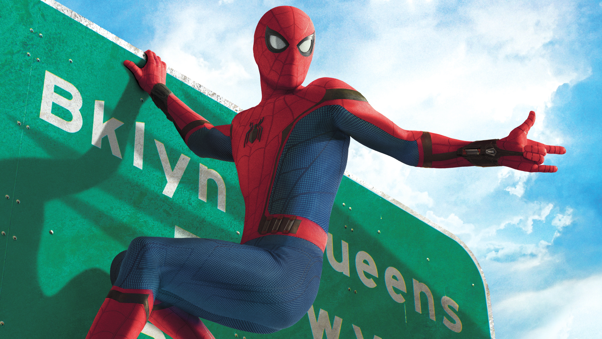 Spider-Man Homecoming Poster F