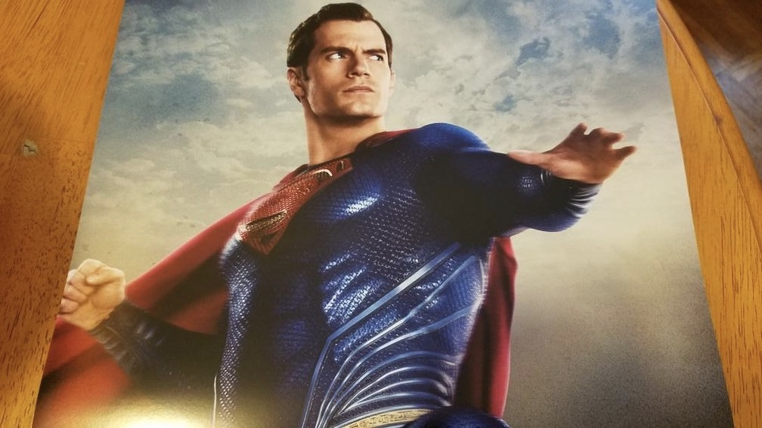 Superman Justice League Calendar