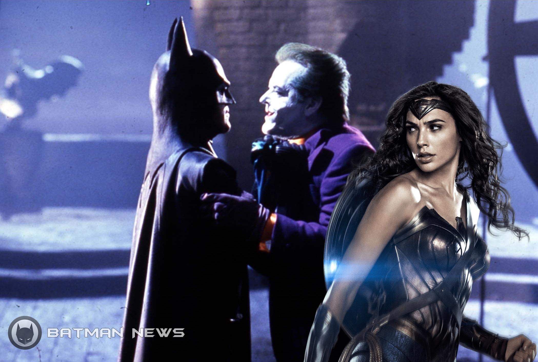 Batman Wonder Woman Franchise