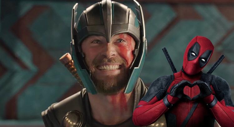Thor Deadpool