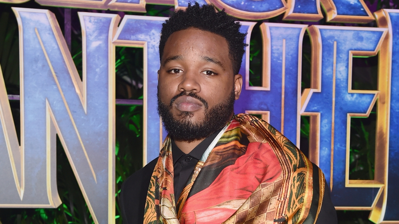 HOLLYWOOD, CA - JANUARY 29: Director Ryan Coogler at the Los Angeles World Premiere of Marvel Studios' BLACK PANTHER at Dolby Theatre on January 29, 2018 in Hollywood, California.  (Photo by Alberto E. Rodriguez/Getty Images for Disney)