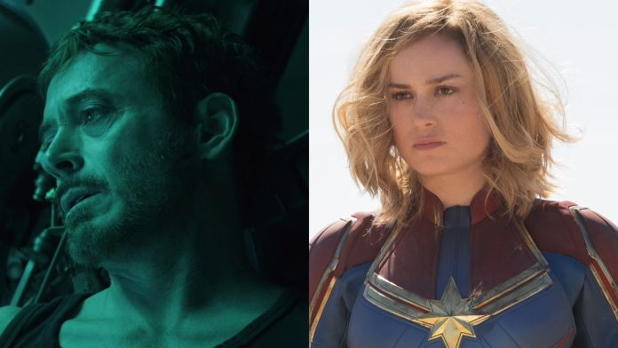 Avengers: Endgame' and 'Captain Marvel' Top Fandango Poll