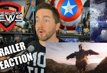 Marvel Studios' 'Avengers: Endgame' – Official Trailer Reaction