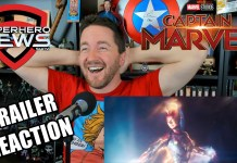 Marvel Studios' 'Captain Marvel' – Trailer 2 Reaction Video