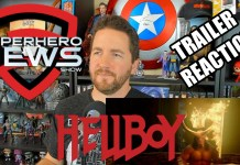 "'Hellboy' Official Trailer ""Smash Things"" – Reaction"