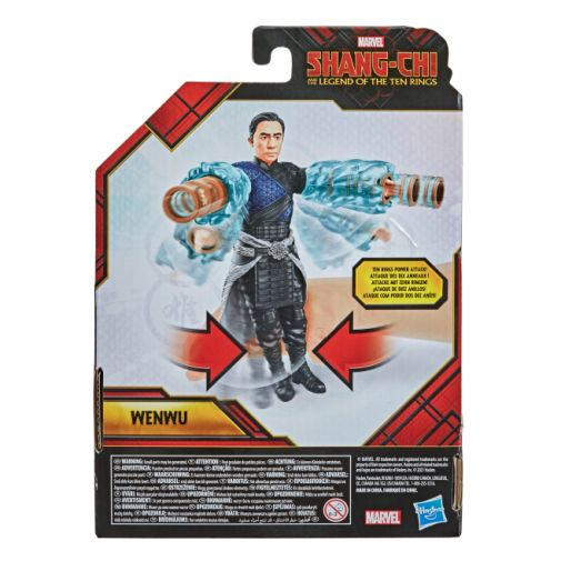 Hasbro - Marvel - 6-Inch - Shang-Chi - Wenwu - 07