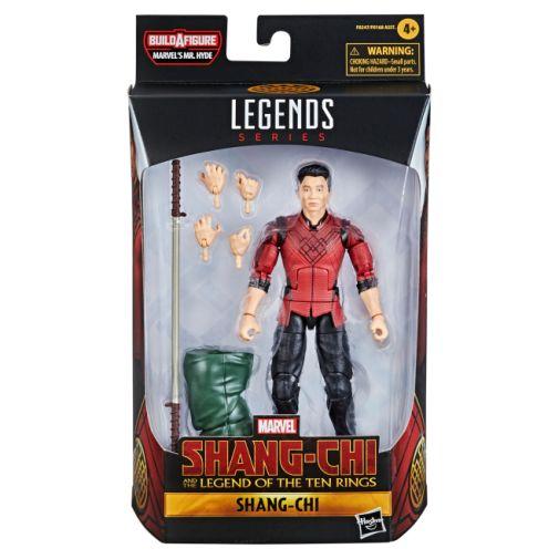Hasbro - Marvel - Marvel Legends - Shang-Chi - Shang-Chi - 01