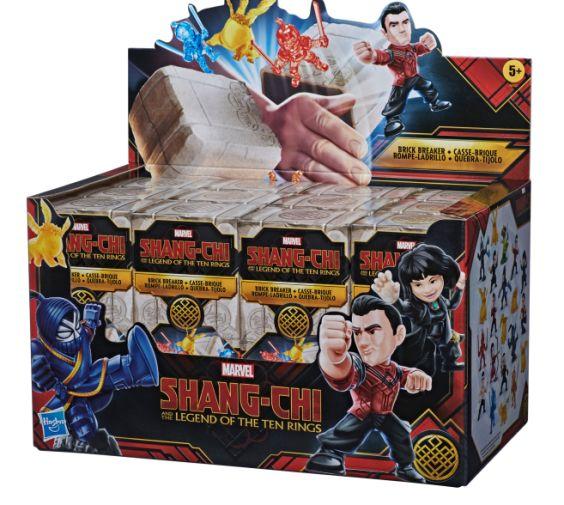 Hasbro - Marvel - Mini-Figures - Shang-Chi - 25
