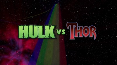 Hulk Vs. Thor (2009)