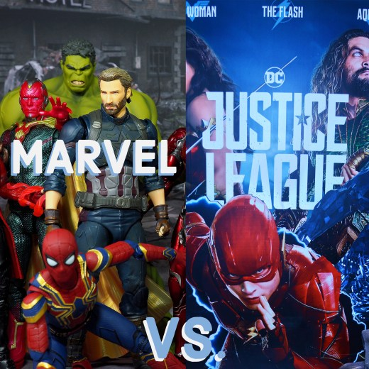 Marvel Vs Dc Battle Of The Titans Super Hero Stuff I Want