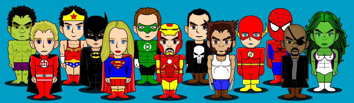 superherotar create your own