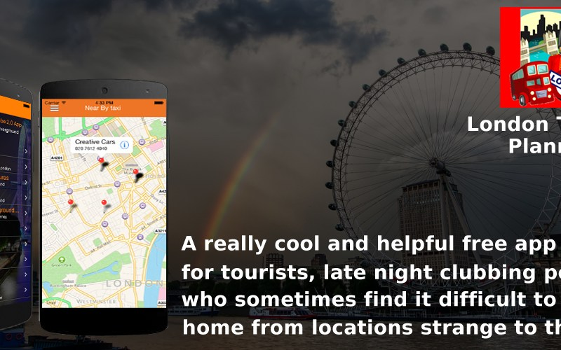 london travel planner - london guide