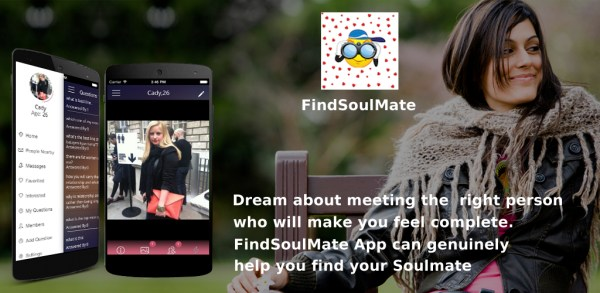FindSoulMate - A perfect app to find your soulmate
