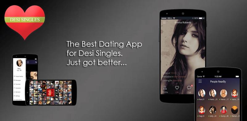 desi singles dating app