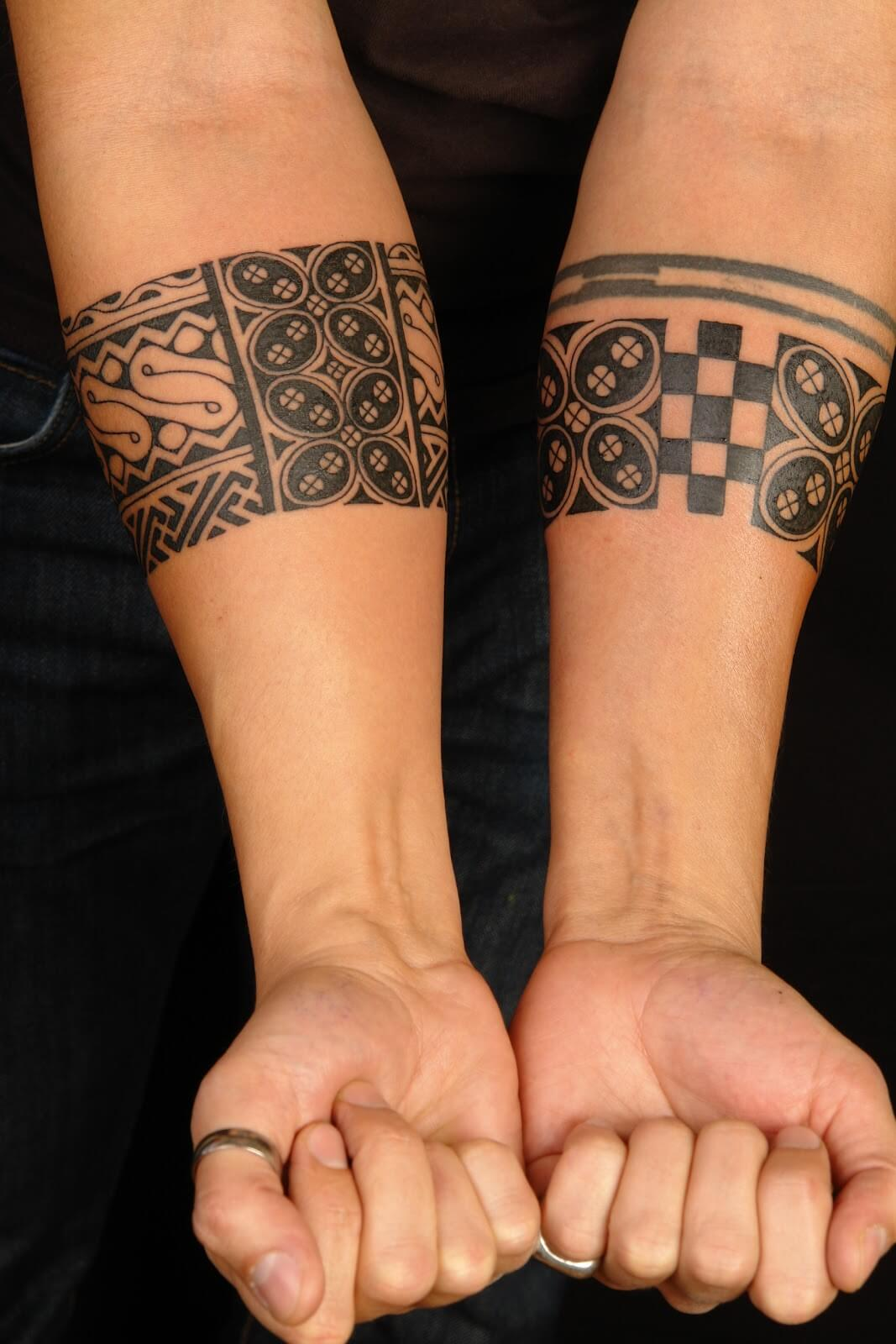 Tribal Tattoos Band : tribal, tattoos, Tribal, Thigh, Tattoo, Design