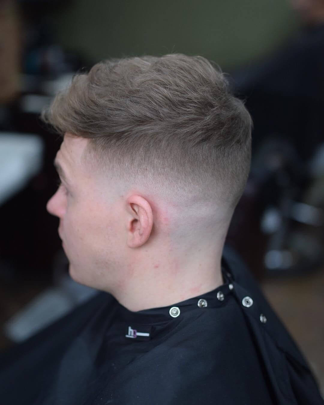 Light Fade Haircut : light, haircut, Trendy, Haircuts