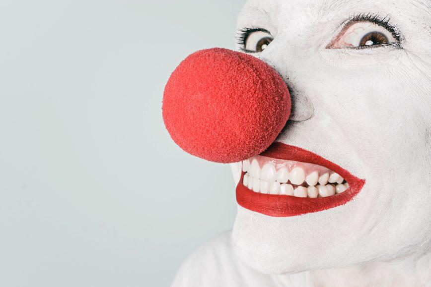 Lachen ist Paleo und gesund