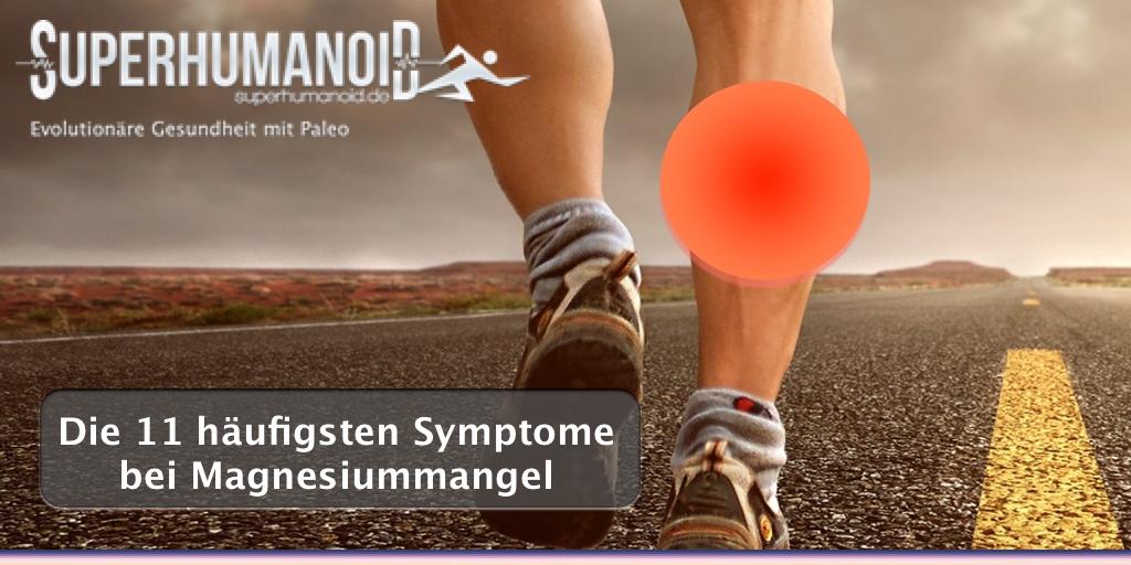 Die 11 häufigsten Symptome bei Magnesiummangel und wie man ihn behebt