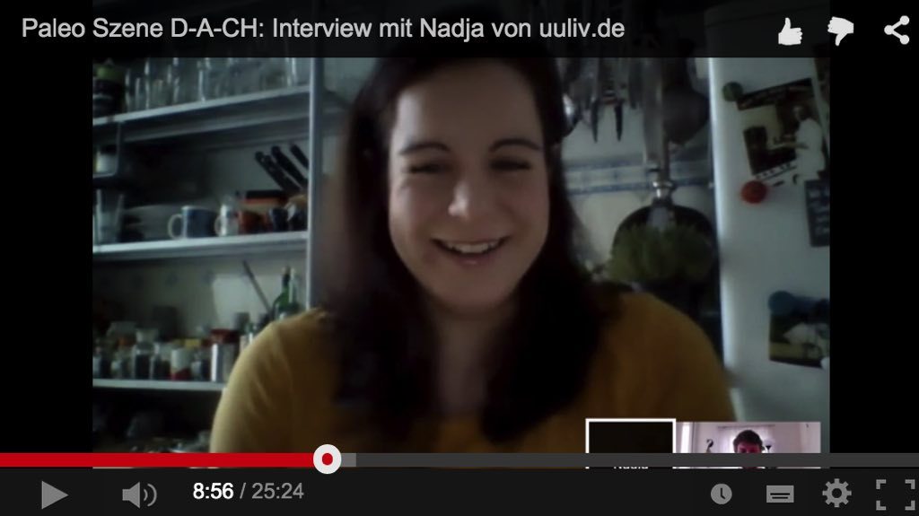 Video Interview mit Nadja von uuliv.de